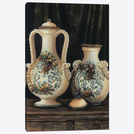 Ceramiche italiane II Canvas Print #TVL14} by Andrea Trivelli Canvas Artwork