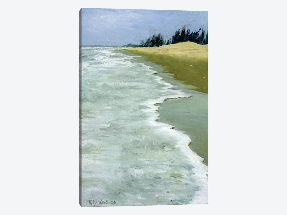 The Beach by Tilly Willis 1-piece Art Print