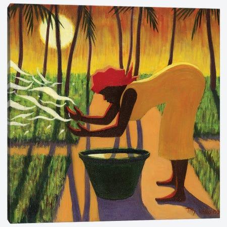 The Spirit Garden Canvas Print #TWI21} by Tilly Willis Canvas Wall Art