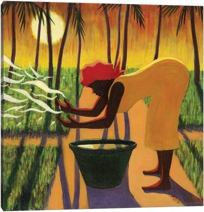 The Spirit Garden, 2007 Canvas Art Print