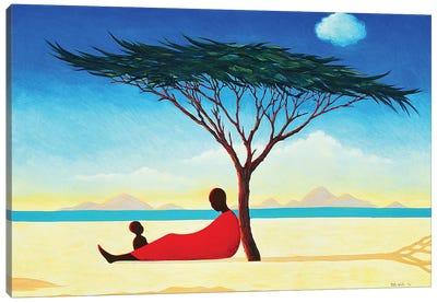 Turkana Afternoon, 1994 Canvas Art Print