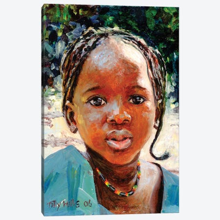 Sokoro, 2006 Canvas Print #TWI34} by Tilly Willis Canvas Wall Art
