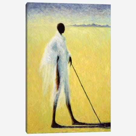 Long Shadow Canvas Print #TWI9} by Tilly Willis Canvas Art Print