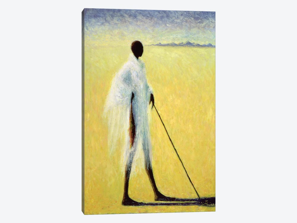 Long Shadow 1-piece Canvas Art Print