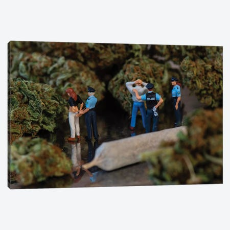 After 420 Canvas Print #TWL1} by Tiny Wasteland Canvas Art