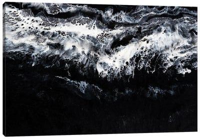 Noir Seas Canvas Art Print
