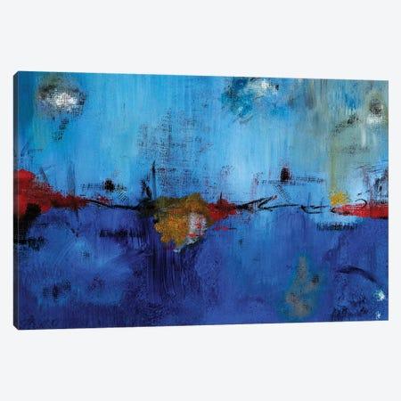 Ocean Underground Canvas Print #TWM27} by Christina Twomey Art Print