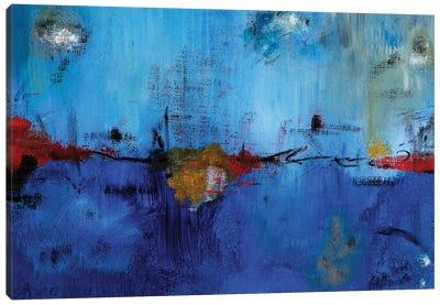 Ocean Underground Canvas Art Print