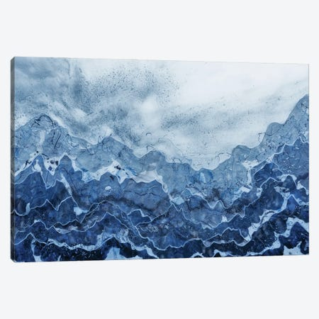 Summit Canvas Print #TWM35} by Christina Twomey Canvas Art