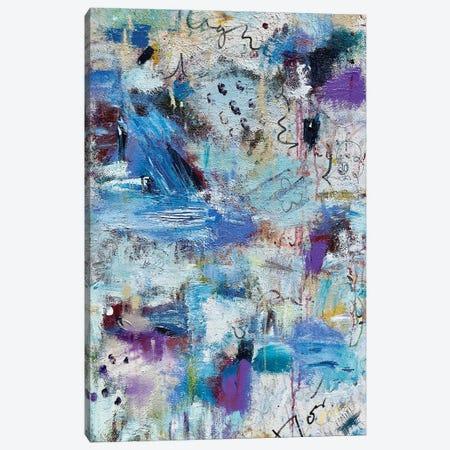 Bird Of Paradise II Canvas Print #TWM4} by Christina Twomey Canvas Wall Art