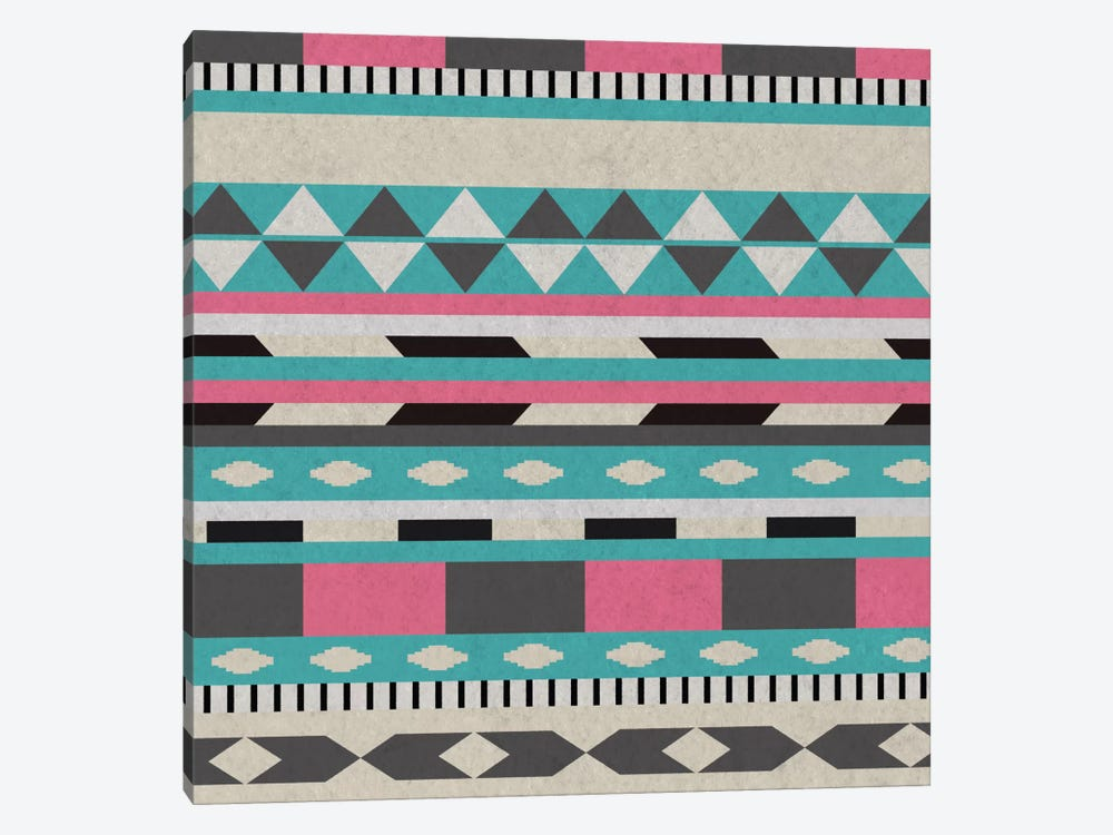Tribal Sky Pattern by iCanvas 1-piece Canvas Print