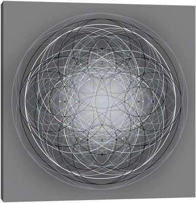 Positive Energy V Canvas Print #TYL8