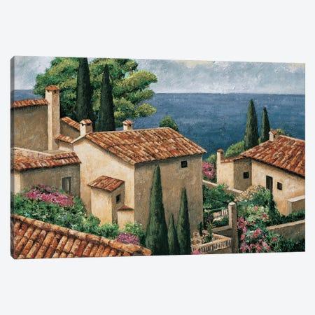 Del Mar Vista Canvas Print #TYO5} by Thomas Young Canvas Artwork