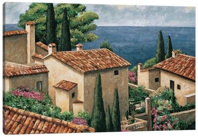 Del Mar Vista Canvas Art Print