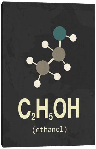 Ethanol Canvas Art Print