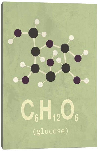 Glucose Canvas Art Print