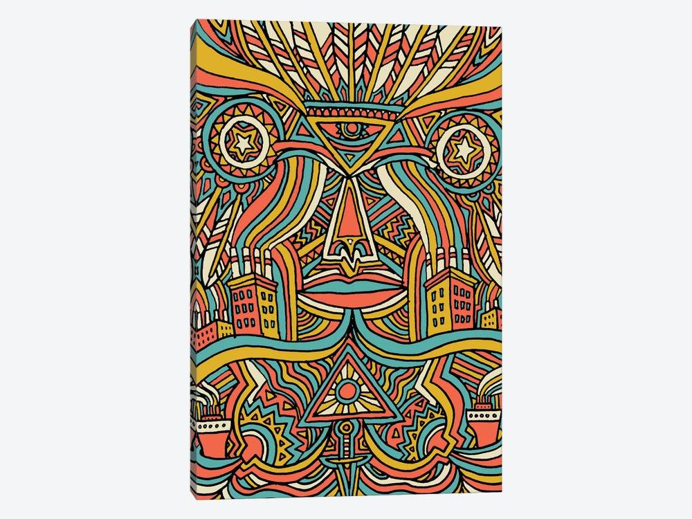 Dreamcatcher by Misha Tyutyunik 1-piece Canvas Art Print