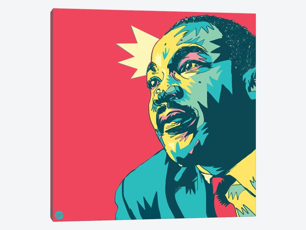 MLK by Misha Tyutyunik 1-piece Art Print