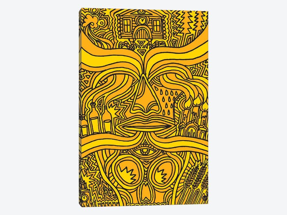 Agony And Fairytales by Misha Tyutyunik 1-piece Art Print