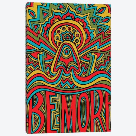 Be More 3-Piece Canvas #TYU43} by Misha Tyutyunik Canvas Art Print