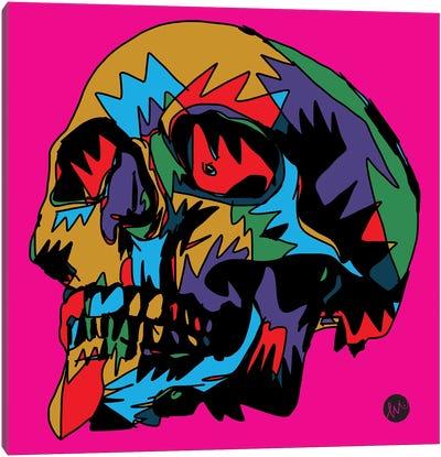 Death Canvas Art Print