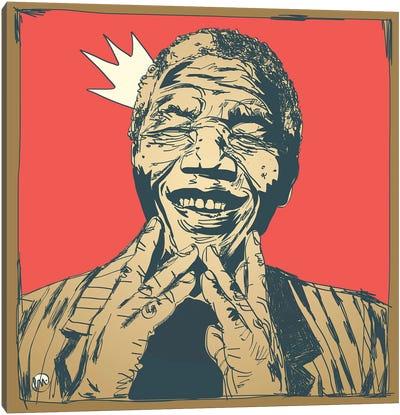 Mandela Canvas Art Print