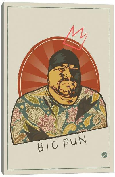 Big Pun Canvas Art Print