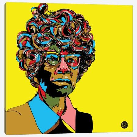 Shirley Chism Canvas Print #TYU65} by Misha Tyutyunik Canvas Wall Art