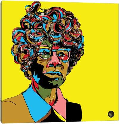 Shirley Chism Canvas Art Print