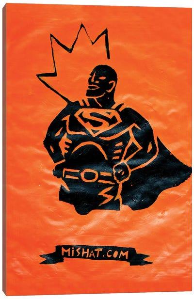 Supermans Canvas Art Print