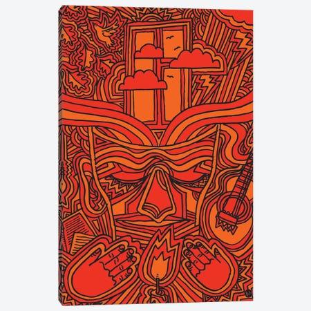 Windows To The Soul 3-Piece Canvas #TYU73} by Misha Tyutyunik Canvas Wall Art