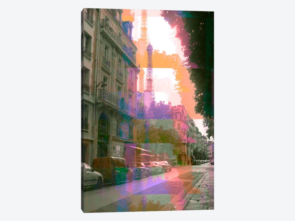 I fell by 5by5collective 1-piece Canvas Print