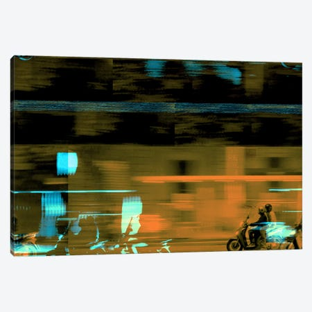 Scooters Canvas Print #UAS8} by 5by5collective Canvas Print