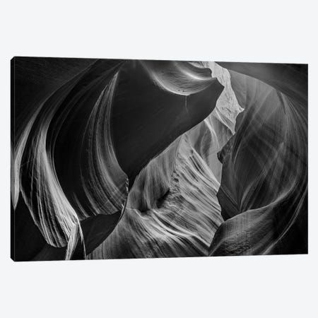 Upper Antelope Canyon near Page, Arizona, USA Canvas Print #UCK89} by Chuck Haney Canvas Art