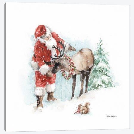 Magical Holidays III Canvas Print #UDI100} by Lisa Audit Canvas Wall Art