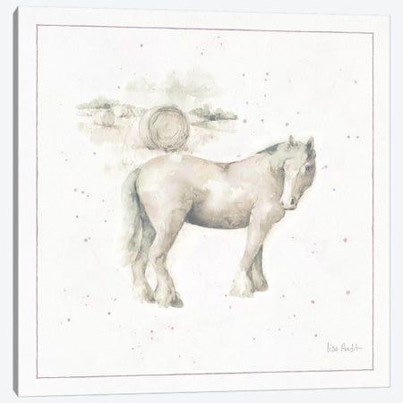 Farm Friends XII Canvas Print #UDI12} by Lisa Audit Canvas Artwork