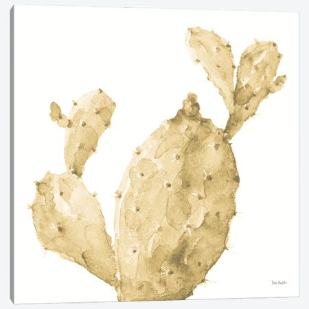 Mixed Greens XXXV Gold Canvas Print #UDI149} by Lisa Audit Canvas Artwork
