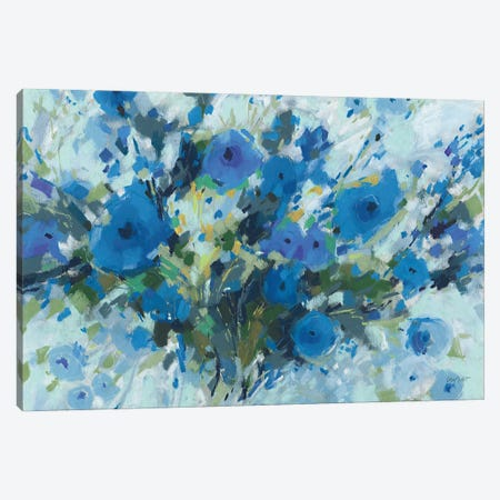 Blueming I Landscape Canvas Print #UDI151} by Lisa Audit Canvas Print