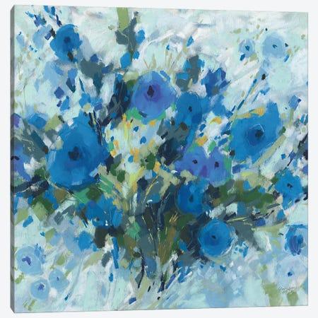Blueming I Square Canvas Print #UDI152} by Lisa Audit Canvas Art Print