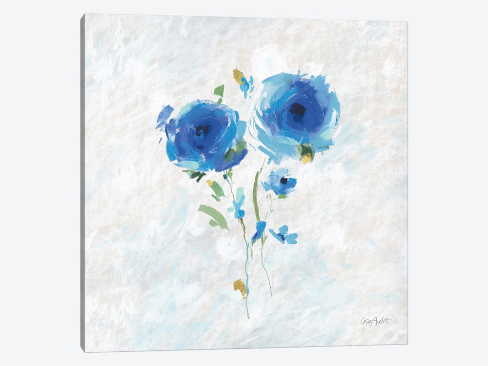 Blueming IV by Lisa Audit 1-piece Canvas Artwork