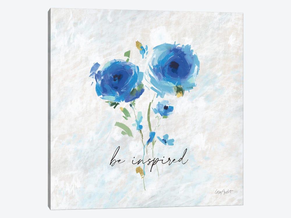 Blueming IX by Lisa Audit 1-piece Canvas Wall Art