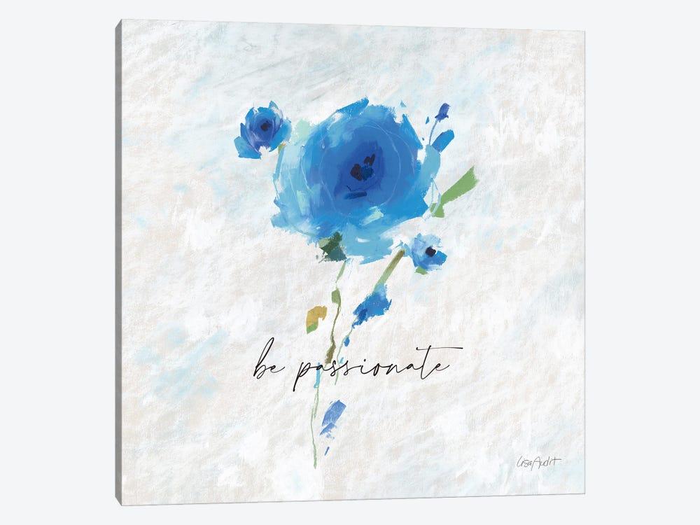 Blueming X by Lisa Audit 1-piece Canvas Print