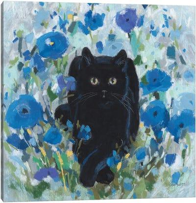 Blueming XIII Canvas Art Print