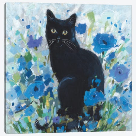 Blueming XIV Canvas Print #UDI165} by Lisa Audit Canvas Print