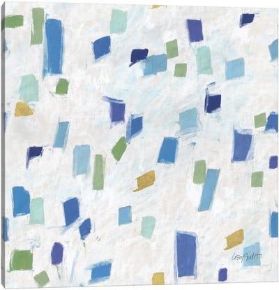 Blueming XVIII Canvas Art Print