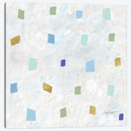 Blueming XXI on White Canvas Print #UDI169} by Lisa Audit Canvas Artwork