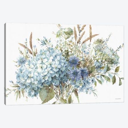 Bohemian Blue IA Canvas Print #UDI170} by Lisa Audit Canvas Print