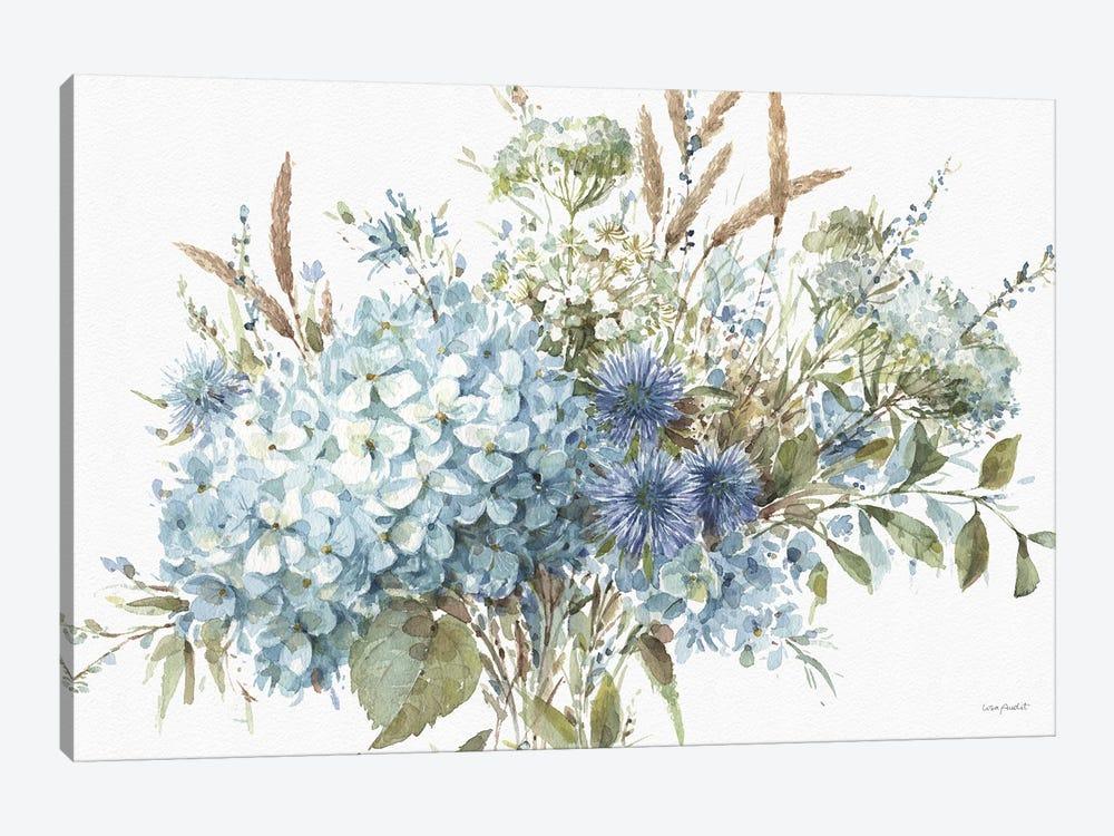 Bohemian Blue IA by Lisa Audit 1-piece Canvas Art Print