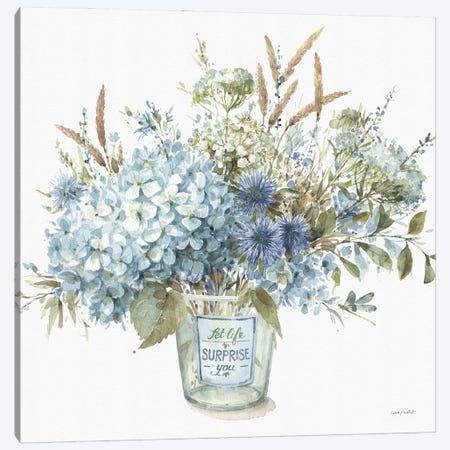 Bohemian Blue IIB Canvas Print #UDI173} by Lisa Audit Canvas Print