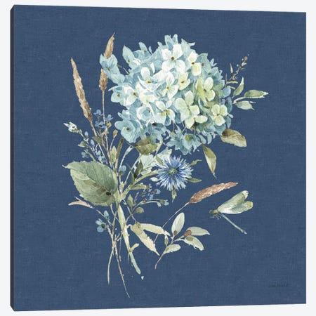 Bohemian Blue IIIB Canvas Print #UDI175} by Lisa Audit Canvas Artwork